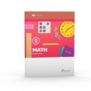 WorktextLIFEPAC® 1st Grade Math Unit Worktext