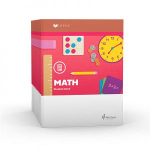 LIFEPAC® 2nd Grade Math 10-Unit Set