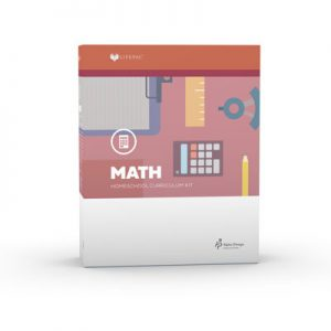 LIFEPAC 3rd Grade Complete Math Set