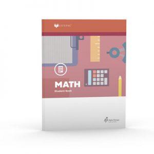 LIFEPAC® 3rd Grade Math Units Worktext